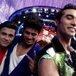 Kushal, Rajit sharing a selfie moment