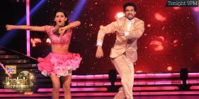 Shakti dances with her partner Tushar - Delhi Wale girlfriend