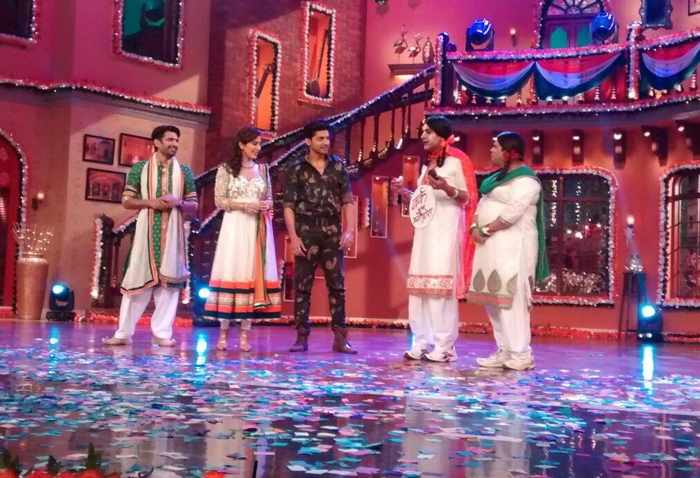Comedy Nights with Kapil 15th August 2014, Jashn E Azaadi