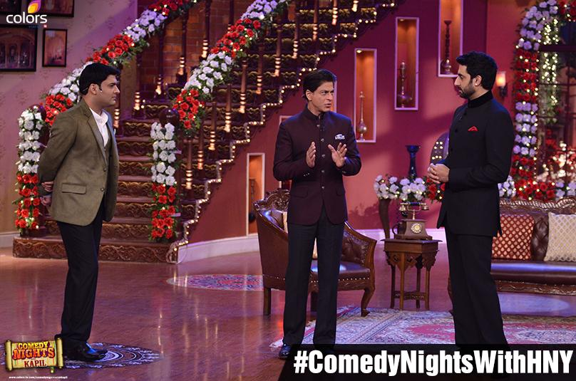 Comedy Nights With Kapil 18th and 19th October 2014, with Happy New