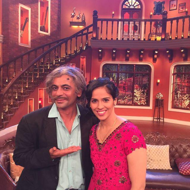 Comedy Nights With Kapil 9th November 2014, Saina Nehwal – Promo