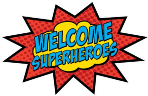 welcomesuperheroes