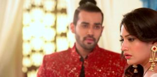 Anika's aunt gets angry on losing the shelter once again in Ishqbaaz