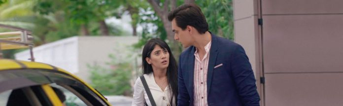 Kartik and Naira express love