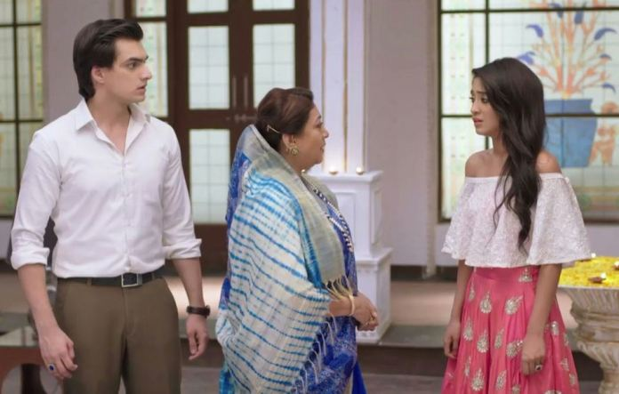 Yeh Rishta Naira Dadi big clash shocks the family