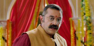 Krishna Chali London Shukla to sense another doom
