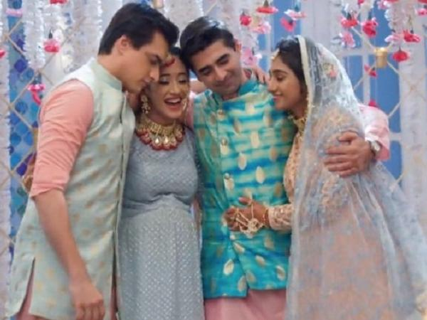 Yeh Rishta Huge decision twist to affect four lives