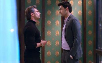 Kasauti Secret unveils Anurag and Mr. Bajaj's first row