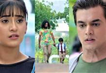 Yeh Rishta Cute Kairav in Trouble Kartik to meet Naira