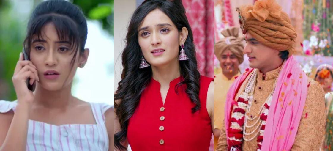 YRKKH Kartik and Vedika's wedding bells Naira's re-entry - TellyReviews