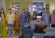Yeh Hai Mohabbatein Shattering moment for Raman