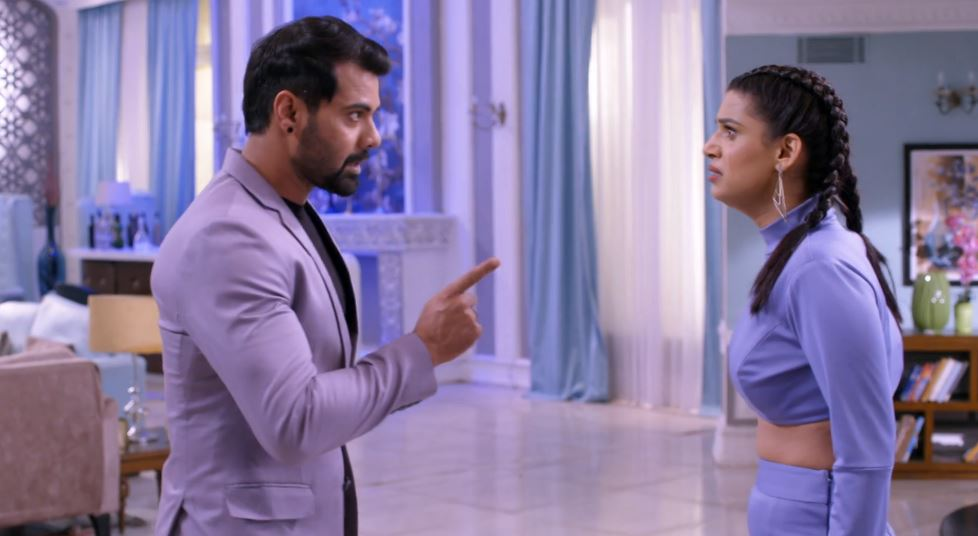 Kumkum Bhagya Abhi to define Pragya's decision - TellyReviews