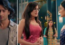 Rishtey Pyaar Shocking Love Test for Abir