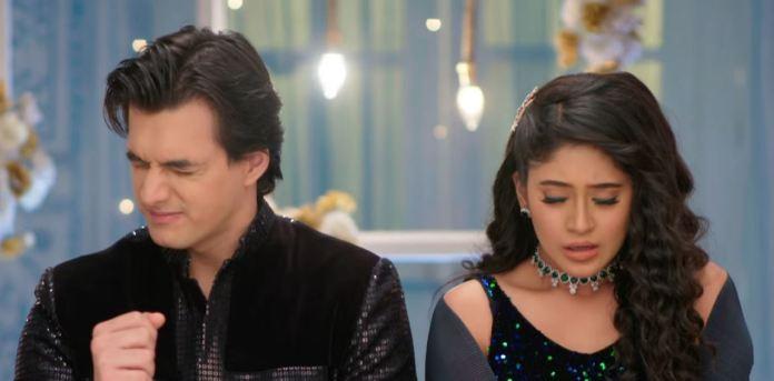 Yeh Rishta Starplus Engagement surprise for Kartik Naira