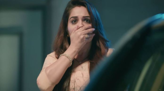 Kahaan Hum Starplus Scary shocker Sonakshi threatened