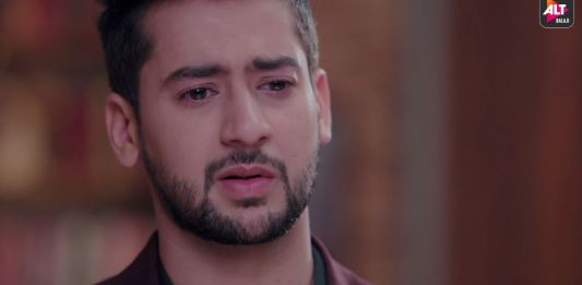 Alt Balaji Climax finale E19 Vikrant emotional breakdown