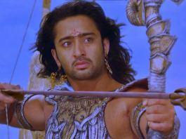 StarPlus airs Mahabharat Epic battle Arjun kills Karna