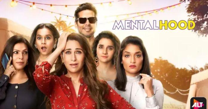 Mentalhood Alt Balaji Karishma Kapoor Sanjay Suri Epi 1