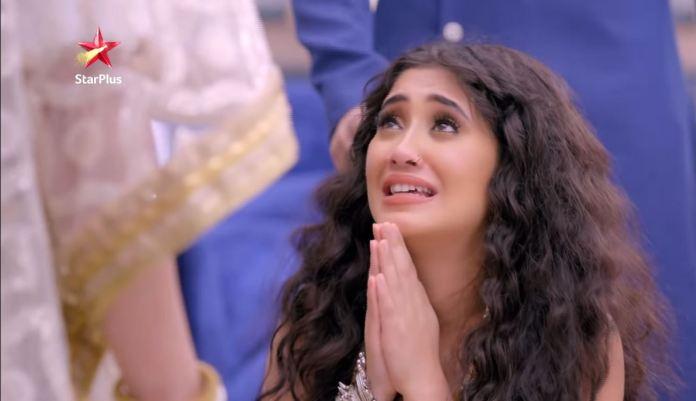 YRKKH Promo Upcoming Twist Sita catches Naira's lie