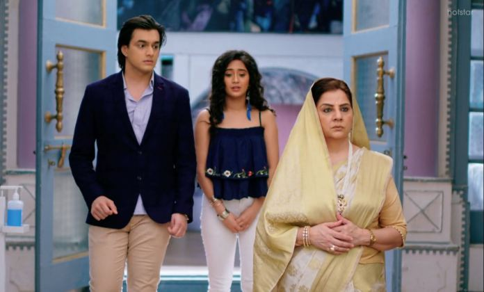 YRKKH 16th July Hilarious act by Kaira and Goenkas