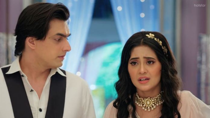 YRKKH New twist coming Manish meets an accident