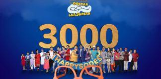 Taarak Mehta Ka Ooltah Chashmah 3000 Happysodes milestone