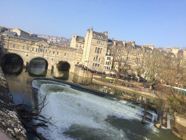 Bath en 2 días: Puente Pulteney