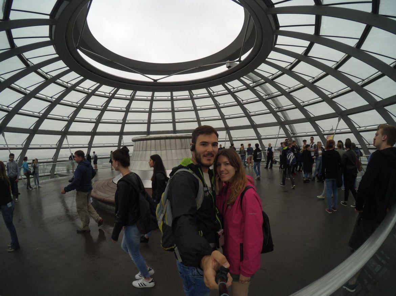 Qué ver y hacer en Berlín en 4 días: Cúpula de Reichstag