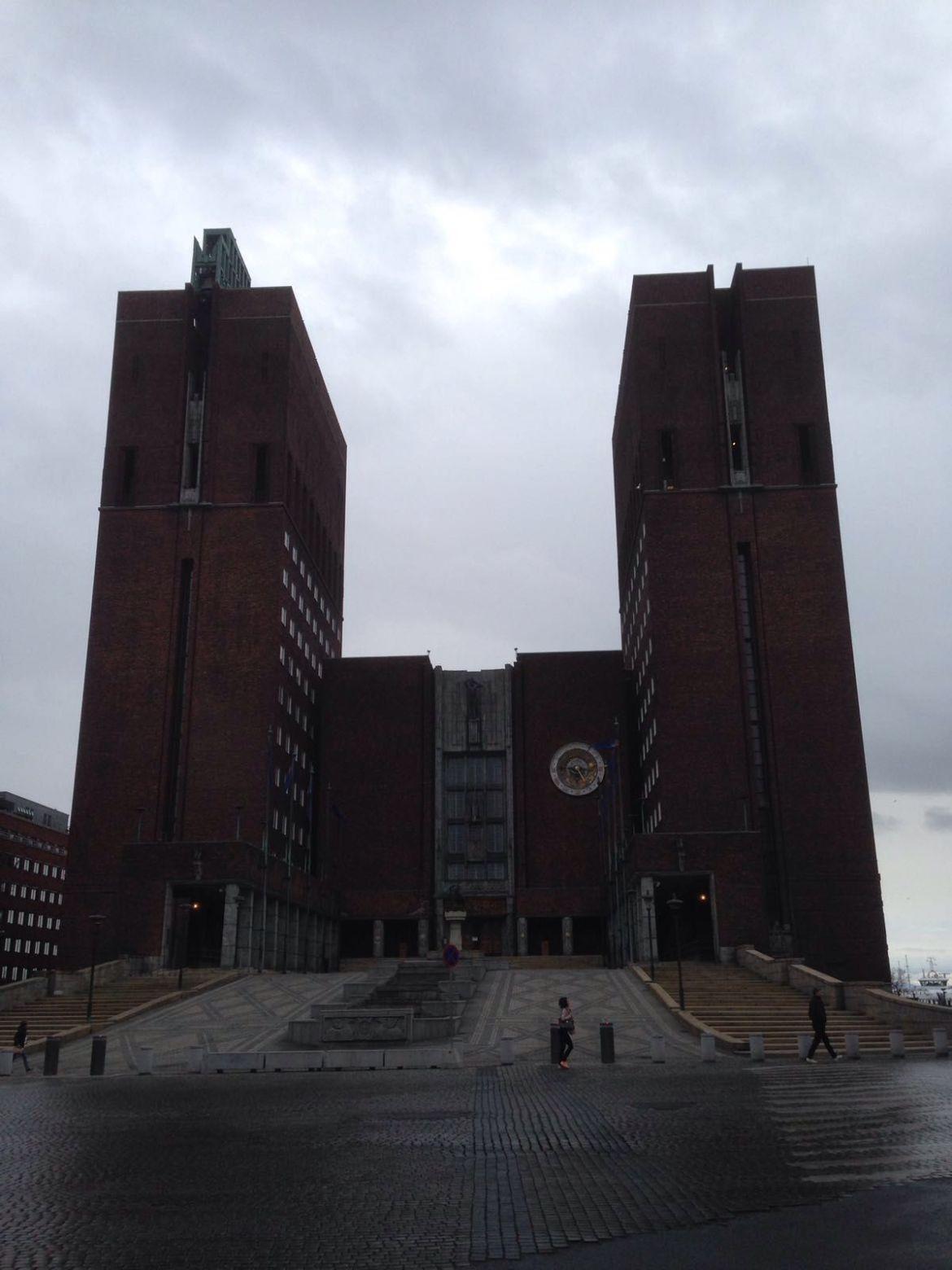 Qué ver en Oslo en 3 días: Ayuntamiento de Oslo