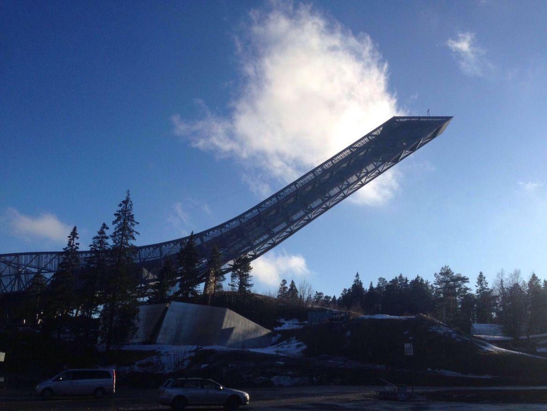 Qué ver en Oslo en 3 días: Hollmenkolen