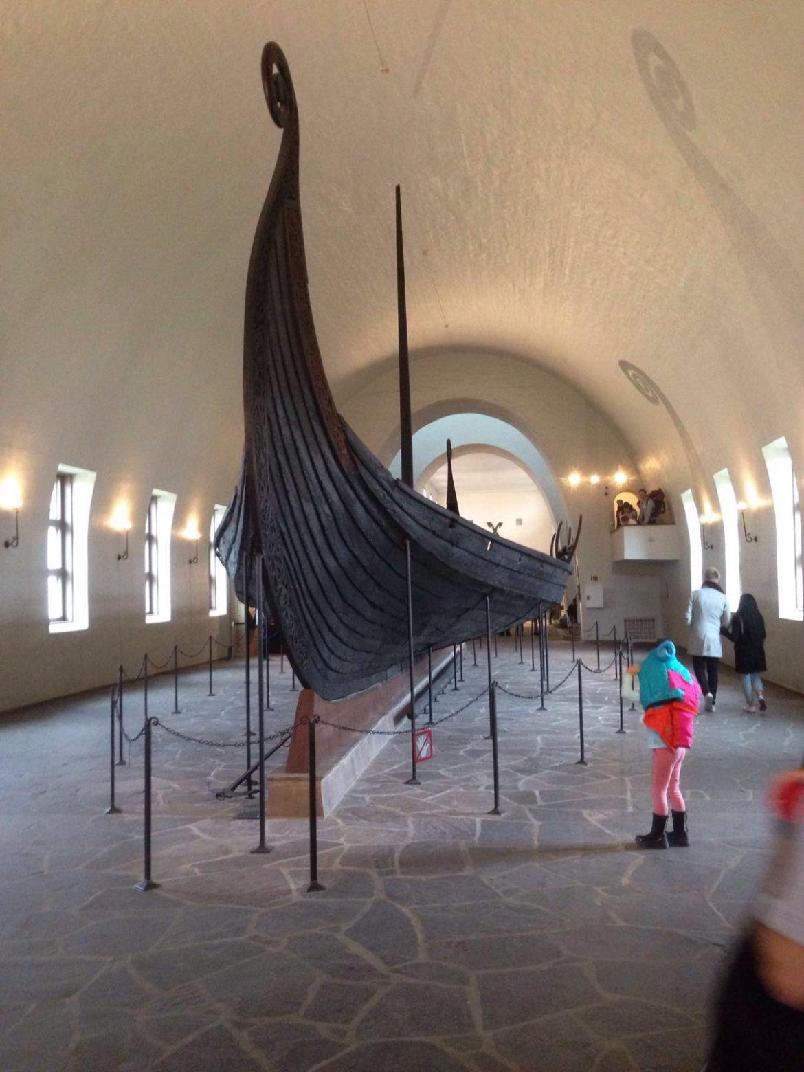 Qué ver y hacer en Oslo en 3 días: Museo de los barcos Vikingos