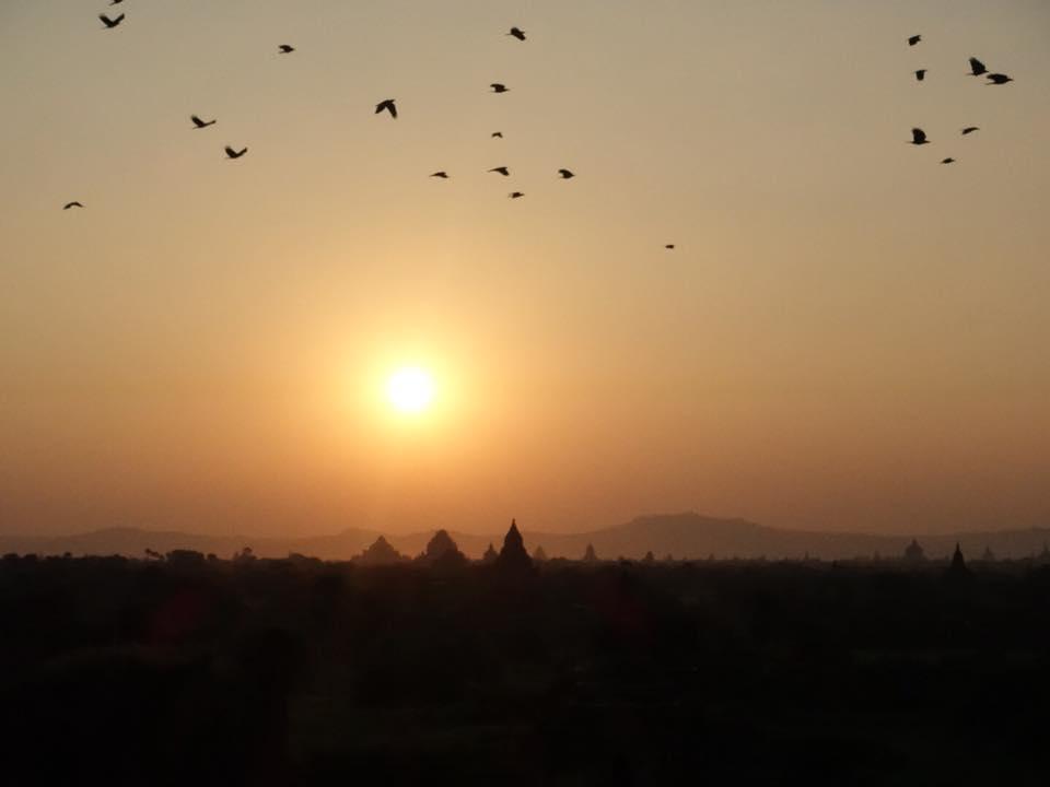 Itinerario de Myanmar: Bagan