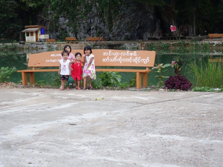 Yathaypyan cave: qué hacer en Hpa-An