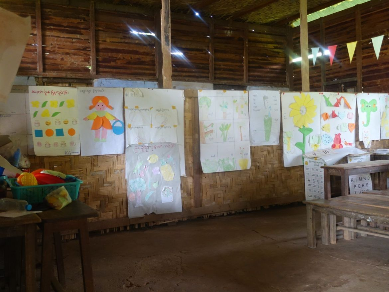 qué hacer en Hsipaw: Poblado Shan