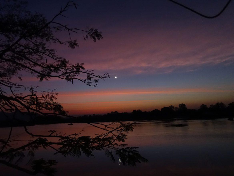 Atardecer: Qué hacer en las cuatro mil islas de Laos