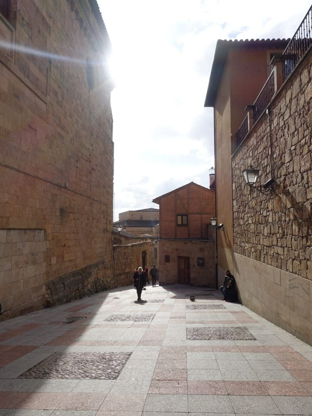 Qué ver y hacer en Salamanca: calle Tentenecio
