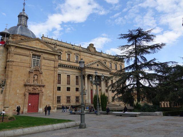 Qué ver y hacer en Salamanca: Plaza de Anaya