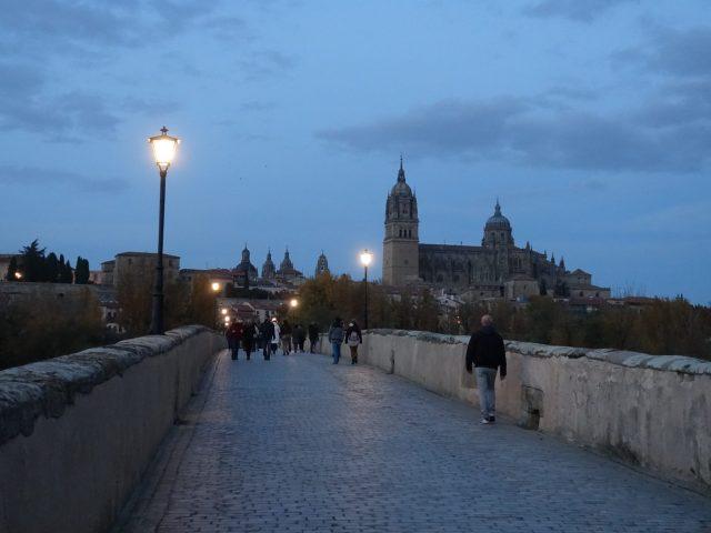 Qué ver y hacer en Salamanca: Puente Romano