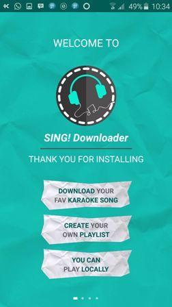 Cara Download Lagu di smule
