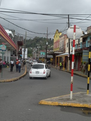 Main drag Port Antonio