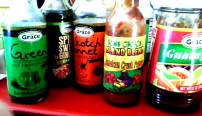 Array of sauces always available