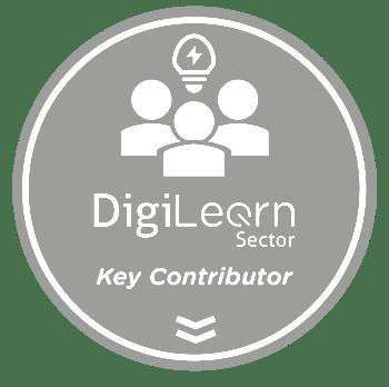 Digilearn sector badge