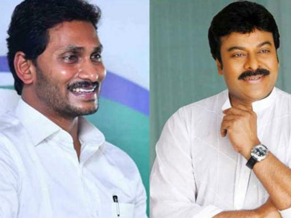 Chiranjeevi And RamCharan To Meet & Request Jagan To Watch Syera