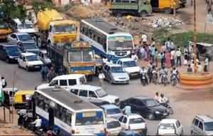 old madras road in kr puram is bengalurus deadliest stretch