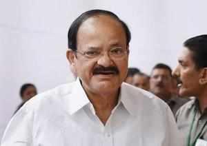 BJP:venkaiah naidu was named as nda`s vice presidential candidate