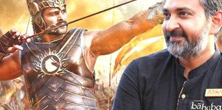 Rajamouli Showing Fake collections About Bahubali 2