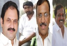 TDP and YSRCP MLA candidates in nandyala bypoll elections