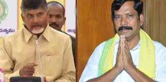 CM Chandrababu Serious Warning To TDP Leader Chaman