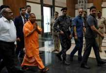 CM Yogi Is Planning To Provide Special Pink buses For Ladies In Up