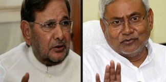 Sharad Yadav Has Been Criticizing Nitish Alliance with his MPs